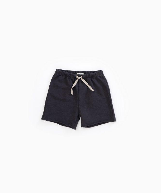 Pantalón corto de algodón orgánico para niño