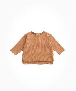 Camiseta para bebé en algodón orgánico de Play Up