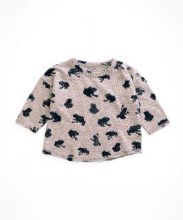 Camiseta estampada de algodón orgánico para bebé de Play Up