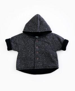Abrigo con capucha para bebé de Play Up