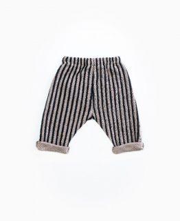 Pantalones largos forrados para bebé de PLAY uP