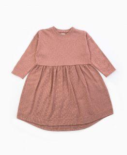 Vestido de niña de algodón de Play Up