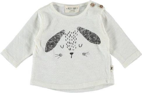 Camiseta de manga larga para bebé de Petit Indi