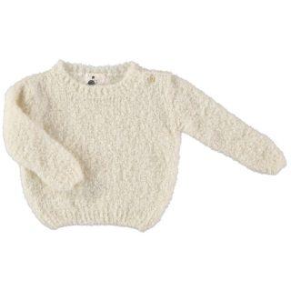 Jersey de punto en lana merino para bebé de My Little Cozmo