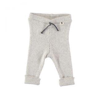 Leggings de canalé para bebé de My Little Cozmo