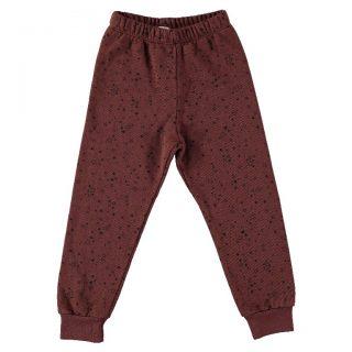 Pantalones de chandal de algodón orgánico de My Little Cozmo