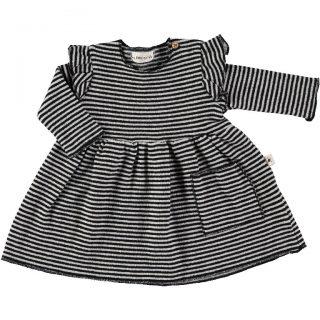 Vestido de rayas para bebés de My Little Cozmo