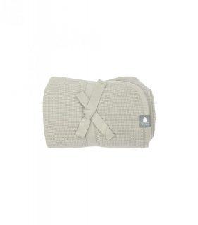 Manta de bebé en algodón orgánico de Snug