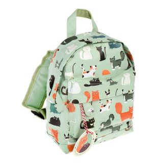 Mini mochila infantil estampada