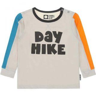 Camiseta de algodón orgánico para niño de Tumble & Dry