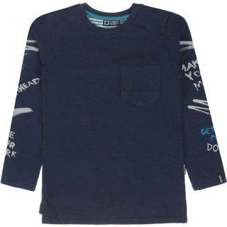 Camiseta de algodón orgánico de niño de Tumble & Dry