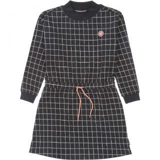 Vestido de niña en algodón orgánico de Tumble & Dry