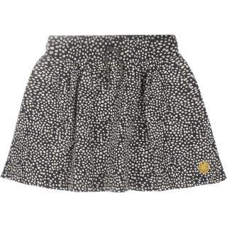 Falda estampada para niña en algodón orgánico de Tumble n Dry