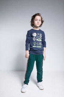 Camiseta de niño de manga larga de Tygo Vito