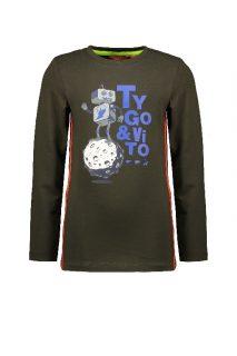 Camiseta de manga larga para niño de Tygo Vito