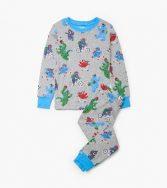 Pijama unisex de Hatley en algodón orgánico