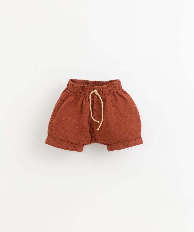 Pantalones de lino para niños de Play Up