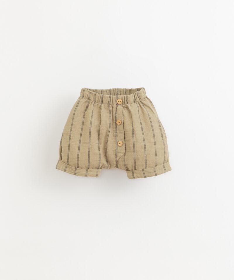 Pantalón corto de bebé de Play Up