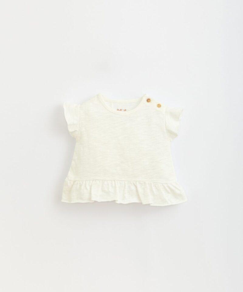 Camiseta de algodón orgánico de Play Up