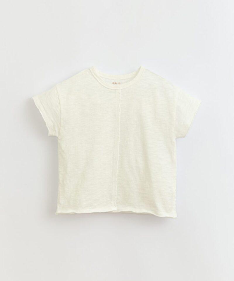 Camiseta de algodón orgánico para niño de Play Up