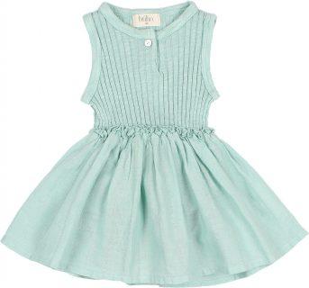 Vestido de bebé de Buho Bcn