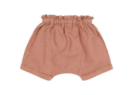Pantalón de bebé de la marca Buho - detrás