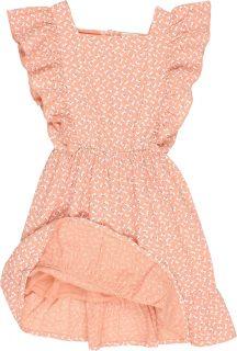 Vestido estampado de algodón orgánico de Búho Barcelona