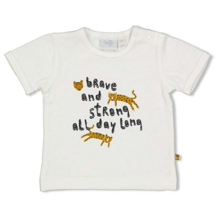 Camiseta estampada de bebé de Feetje