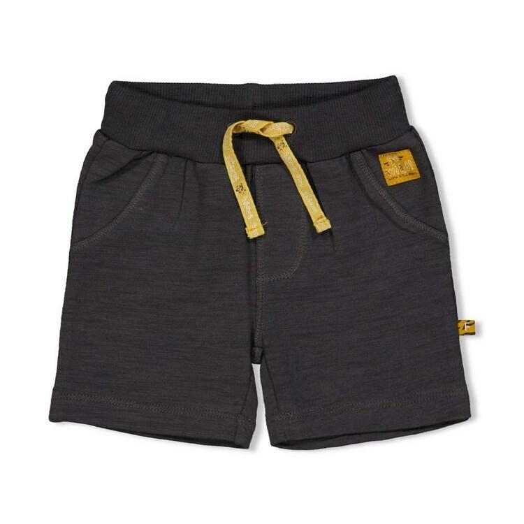 Pantalones cortos en algodón orgánico para bebés de la marca Feetje