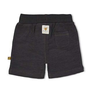 Pantalones cortos en algodón orgánico para bebés de la marca Feetje - detrás