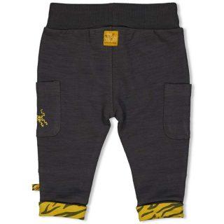 Pantalones largos de bebé de la marca Feetje - detrás