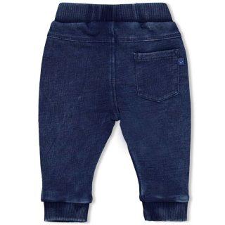 Pantalón de chandal en algodón orgánico para bebé - detrás