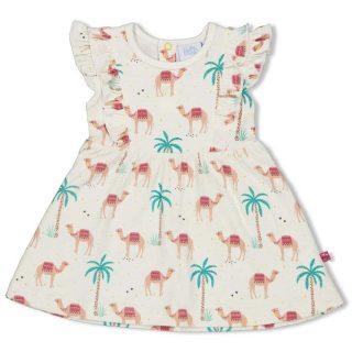 Vestido de algodón para bebé de Feetje