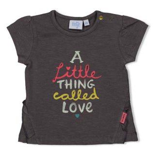 Camiseta de algodón para bebés de la marca Feetje