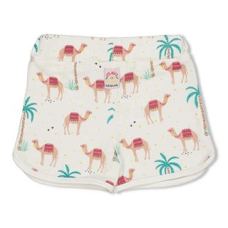 Shorts de bebé en algodón de Feetje - detrás