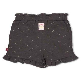 Shorts estampados de algodón para bebé de Feetje - detrás
