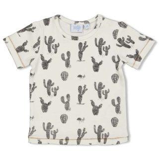 Camiseta de manga corta para bebé de Feetje