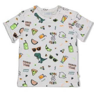 Camiseta estampada para bebé de Feetje