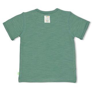 Camiseta estampada para bebé de Feetje - detrás