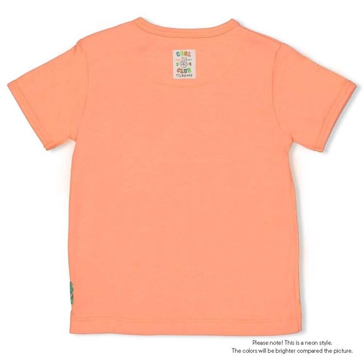 Camiseta de bebé de Feetje - detrás