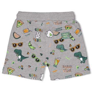 Pantalones cortos de bebé de Feetje - detrás