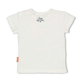 Camiseta para bebé de Feetje - detrás