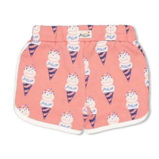 Shorts estampados para bebé de Feetje - detrás