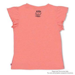 Camiseta de niña de la marca Jubel - detrás
