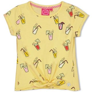 Camiseta estampada de niña de Jubel