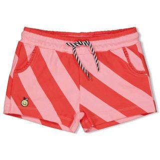 Shorts de rayas para niñas de Jubel