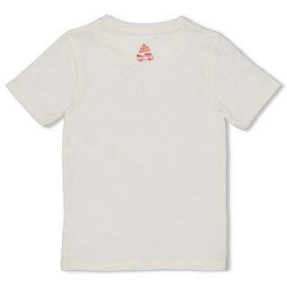 Camiseta de manga corta para niño de Sturdy - detrás