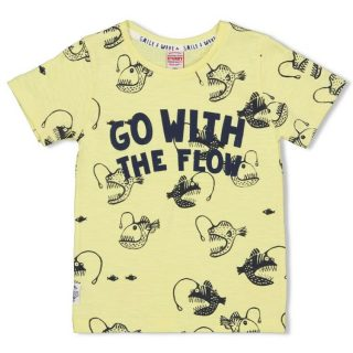 Camiseta estampada de niño de Sturdy