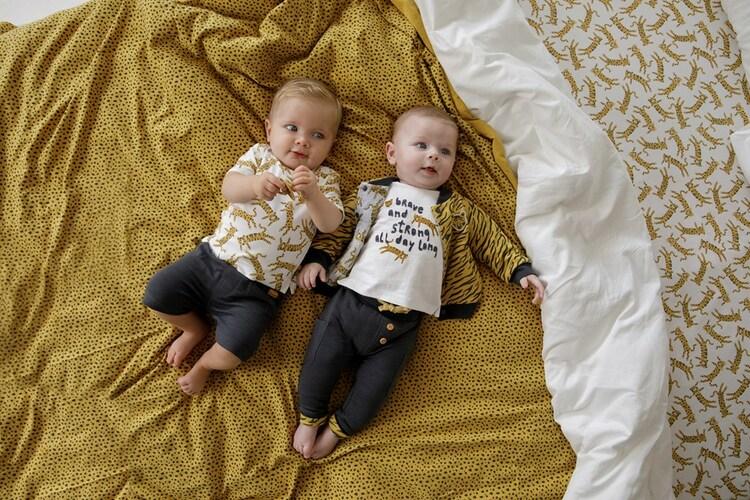 Camiseta estampada de bebé de Feetje -Lifestyle