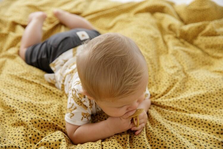 Camiseta estampada de bebé de Feetje - lifestyle